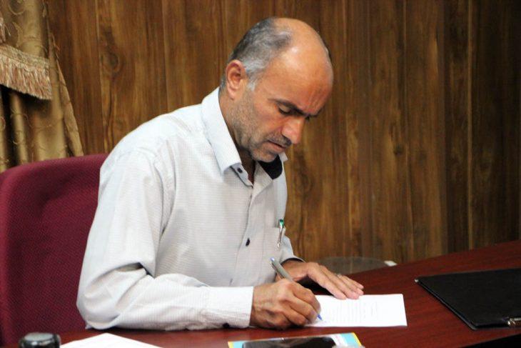 حسن کاظمی نیا شورای اسلامی شهر مسجدسلیمان