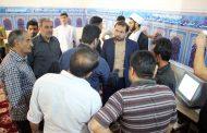 برگزاری جلسه هم اندیشی شهردار با اهالی کوی شهید سلیمانی