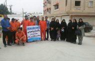 هفته زمین پاک توسط شهرداری مسجدسلیمان گرامی داشته شد