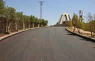 شهردار مسجدسلیمان: پروژه آسفالت شهدای گمنام انجام شد