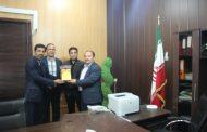 تقدیر وزیر ورزش و جوانان کشور، از علی هزارسی سرپرست شهرداری مسجدسلیمان