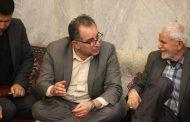 جلسه پرسش و پاسخ شهردار مسجدسلیمان با اهالی منطقه کلگه