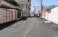 شهردار مسجدسلیمان: عملیات پروژه آسفالت منطقه نفتک انجام شد