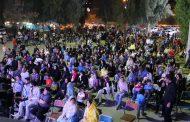 جشن ولادت حضرت علی (ع) و روز پدر با همکاری شهرداری مسجدسلیمان انجام شد