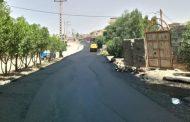 شهام سلیمانی شهردار مسجدسلیمان: آسفالت(نفتک)محلات پشت پایانه مسافربری ولیعصر (عج) با مساحت تقریبی ۱۵/۰۰۰ متر مربع انجام شد.