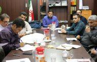 جلسه هماهنگی های اجرای پروژه فاضلاب شهری مسجدسلیمان برگزار شد