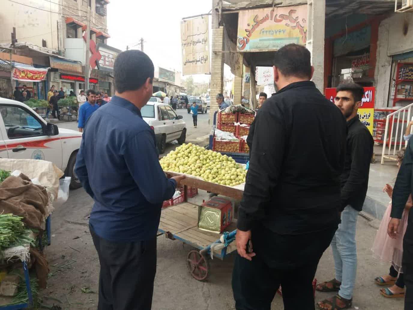 جلوگیری از ساخت و سازهای غیر مجاز توسط اجرائیات شهرداری مسجدسلیمان ادامه دارد