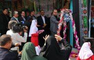 نواختن زنگ آغاز سال تحصیلی جدید با حضور شهردار مسجدسلیمان