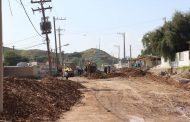 عملیات طرح تعریض و بهسازی جاده سه راهی سالور منطقه کلگه در حال انجام است