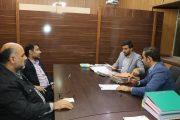 اولین جلسه کمیسیون ماده ۷۷ شهرداری مسجدسلیمان برگزار شد
