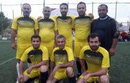 برگزاری مسابقات فوتسال کارکنان شهرداری مسجدسلیمان به مناسبت دهه فجر