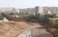 برای اولین بار در مسجدسلیمان: عملیات لایروبی دره ها و مسیل های شهر، توسط شهرداری مسجدسلیمان