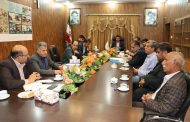 جلسه هماهنگی پروژه بلوار دوم شهری مسجدسلیمان برگزار شد