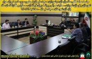 جلسه هماهنگی ستاد بازسازی در شهرداری مسجدسلیمان برگزار شد