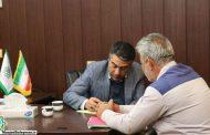 گزارش تصویری ملاقات مردمی با دکتر شعبانی شهردار مسجدسلیمان