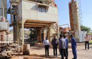 عملکرد یک ماهه واحد کارخانه آسفالت شهرداری مسجدسلیمان