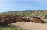گزارش تصویری از برداشت مصالح رودخانه ای کارخانه ستگ شکن شهرداری مسجدسلیمان