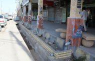 آغاز پروژه بهسازی و ساخت فلاورباکس دو طرف رواق خیابان آزادی توسط شهرداری مسجدسلیمان