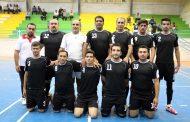 قهرمانی تیم فوتسال شهرداری مسجدسلیمان در مسابقات ادارات جام رمضان