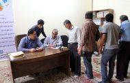 برگزاری انتخابات نماینده تاکسیداران خط میدان باشگاه مرکزی به میدان نمره یک