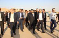 در سفر  استاندار خوزستان به شهرستان مسجدسلیمان : ۱۹۵ واحد مسکونی مناطق آلوده  مسجدسلیمان طی دوماه آینده تکمیل می گردد