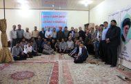 تجلیل از بازنشستگان و رزمندگان شاغل در شهرداری مسجدسلیمان انجام گردید
