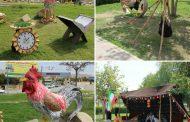 برپایی سفره هفت سین توسط شهرداری مسجدسلیمان