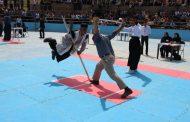 برگزاری دومین دوره مسابقات چوب بازی توسط شهرداری مسجدسلیمان + گزارش تصویری