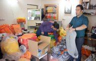 توزیع ۲۰۰۰ بسته فرهنگی و ۱۰۰ بسته سوغات محلی در بین گردشگران نوروزی مسجدسلیمان