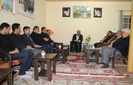 جلسه تمهیدات اربعین حسینی و موکب بختیاری ابا عبدالله حسین(ع) تشکیل شد+تصاویر