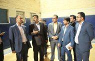 بازدید مدیر کل بحران استانداری خوزستان، از نقاط بحرانی مسجدسلیمان+تصاویر