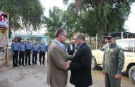 دیدار فرمانده هوانیروز ارتش جمهوری اسلامی ایران با شهردار و اعضای شورای اسلامی شهر مسجدسلیمان