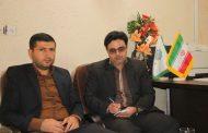سایه تعامل فی مابین روابط عمومی اداره آبفا، با روابط عمومی شهرداری مسجدسلیمان+نصویر