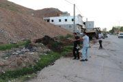 شهردار مسجدسلیمان: طرح جمعآوری نخاله برداری در فاز نخست و تا ۲۵۰ سرویس کامیون انجام گرفته است + تصاویر