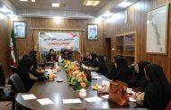 کمیسیون انتقادات و پیشنهادات شورای اسلامی شهر مسجدسلیمان، با جمعی از بانوان فعال عرصه های اجتماعی برگزار شد+تصاویر