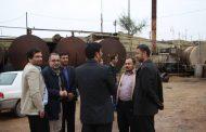 با حضور شهردار و رئیس اداره محیط زیست، کارخانه آسفالت و سنگ شکن شهرداری مسجدسلیمان راه اندازی شد