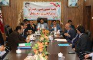 دومین جلسه کمیسیون فنی-عمرانی شورای اسلامی شهر مسجدسلیمان برگزار شد