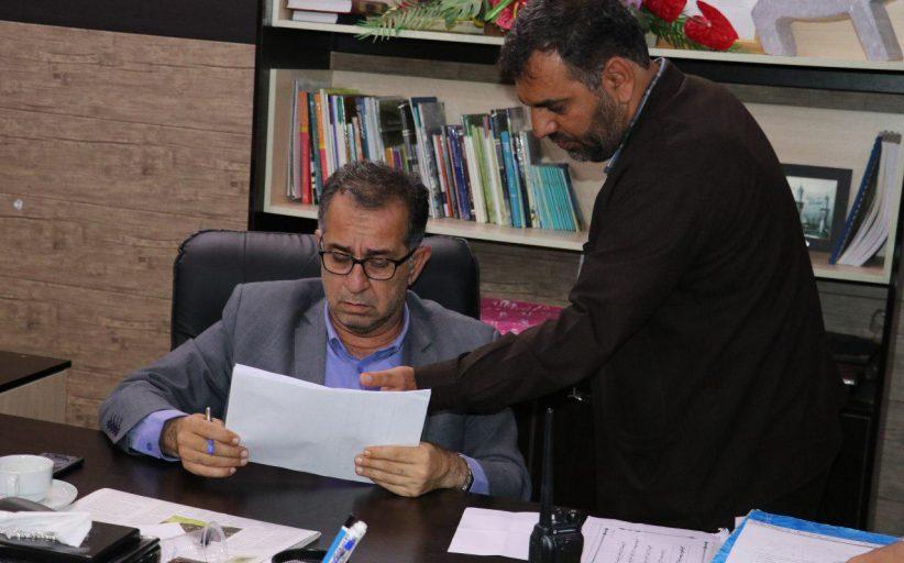 ملاقات مردمی شهردار مسجدسلیمان با شهروندان برگزار شد