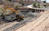 اجرای عملیات تخریب و احداث پل جدید در منطقه مال جونکی در حال اجرا است