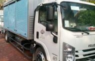 یکدستگاه خودرو کامیون شستشوی چند منظوره به ناوگان شهرداری مسجدسلیمان اضافه گردید