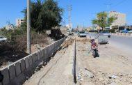 آغاز عملیات بهسازی و احداث پیاده رو، از حدفاصل منطقه ریل وی به میدان باشگاه مرکزی