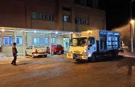 ضدعفونی محلات، اماکن عمومی و پر تردد مسجدسلیمان توسط شهرداری