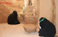 افتتاح نمایشگاه کوچه های یاس کبود مدینه در مسجدسلیمان