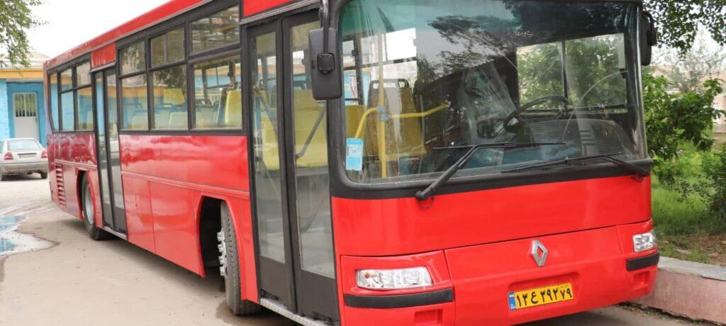 پیمان مولایی شهردار مسجدسلیمان: ۱۵ دستگاه اتوبوس شهرداری در مرحله نوسازی و بهسازی کامل می باشند / یک دستگاه به ناوگان اتوبوسرانی اضافه گردیده است