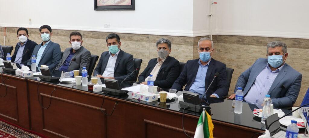 آغاز به کار دوره ششم شورای اسلامی شهرستان مسجدسلیمان