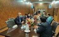 جلسه انتخاب هیاترییسه شورای اسلامی شهر مسجدسلیمان و شهردار مسجدسلیمان برگزار شد